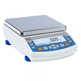 Radwag PS 6100 R2 ONAYLI Eczane ve Kuyumcu Terazi Kapasite 6100 g Hassasiyet 0.01 g***